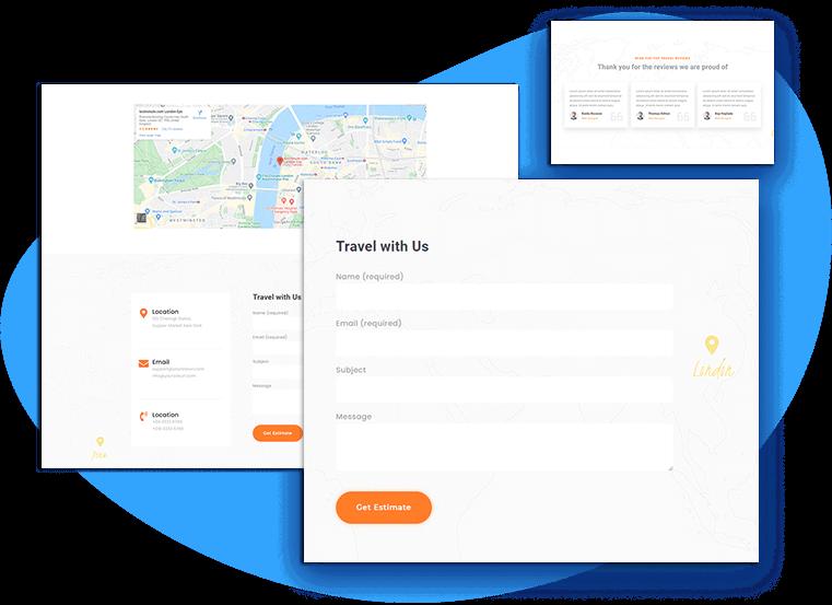 lt-travel-free-wordpress-theme-contact
