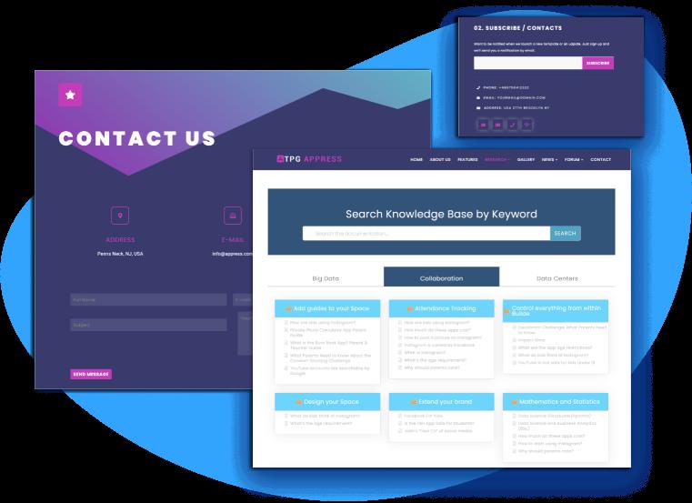 tpg-appress-free-wordpress-theme-contact