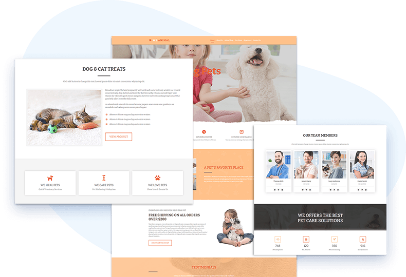 ws-animal-free-wordpress-theme-contact
