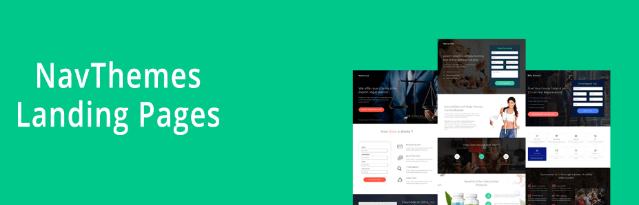 The Collection Of 8 WordPress Landing Page Plugin In 2021