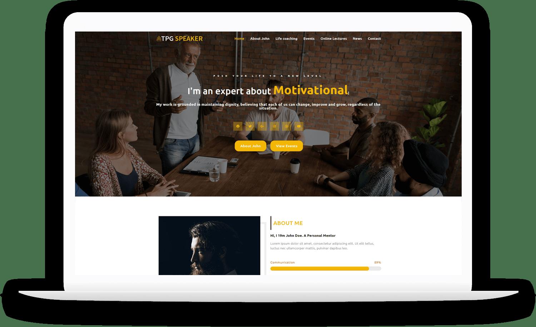 tpg-speaker-free-responsive-wordpress-theme