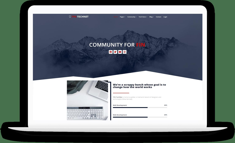 tpg-technet-free-responsive-wordpress-theme