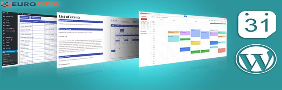 Collection of 10 Best WordPress Google Calendar Plugin 2021