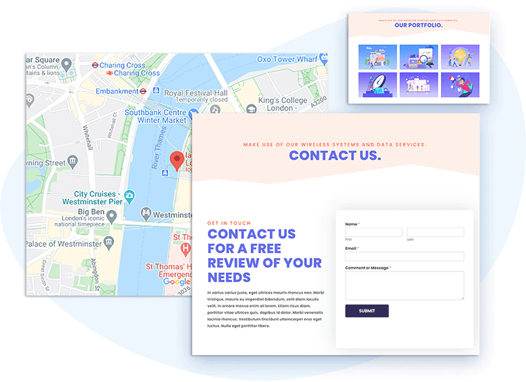 lt-comuser-free-wordpress-theme-contact