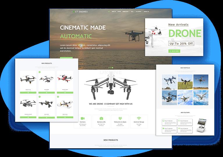 lt-drones-free-wordpress-theme