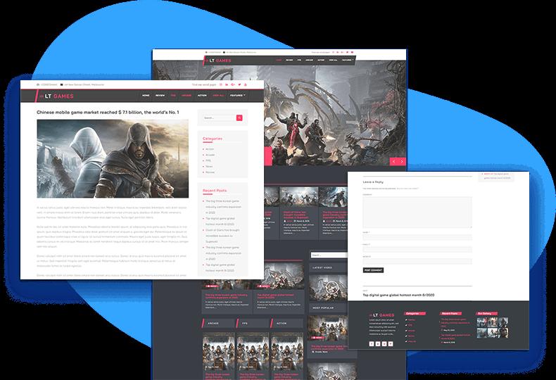 lt-games-free-wordpress-theme-elementor