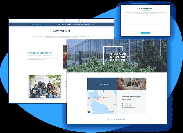tpg-university-free-wordpress-theme-contact