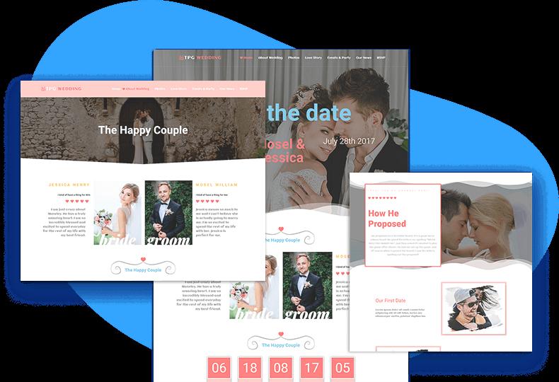 tpg-wedding-free-wordpress-theme-elementor