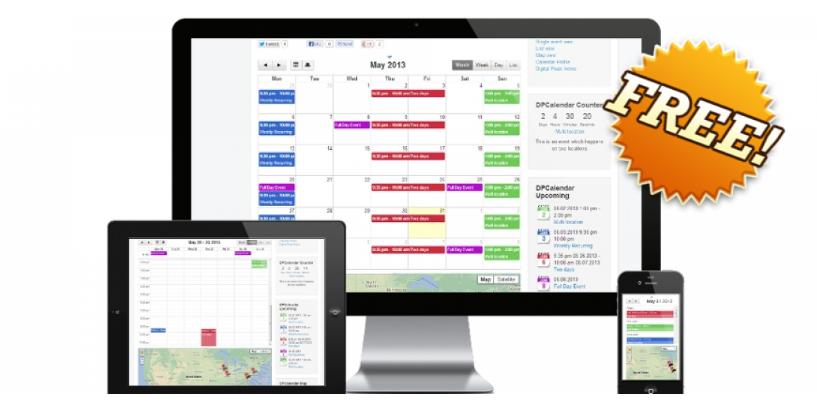 10 Wonderful Joomla Calendar Extension In 2020 Age Themes
