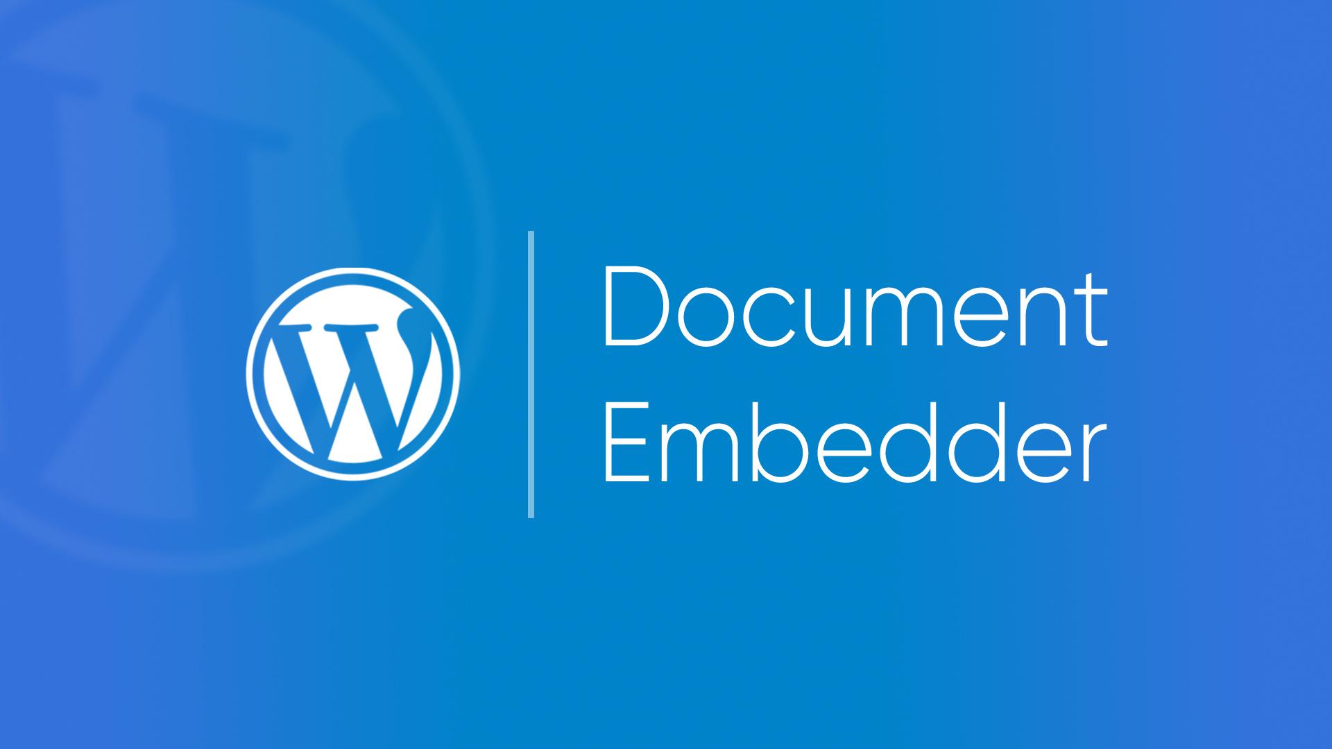 document-embedder