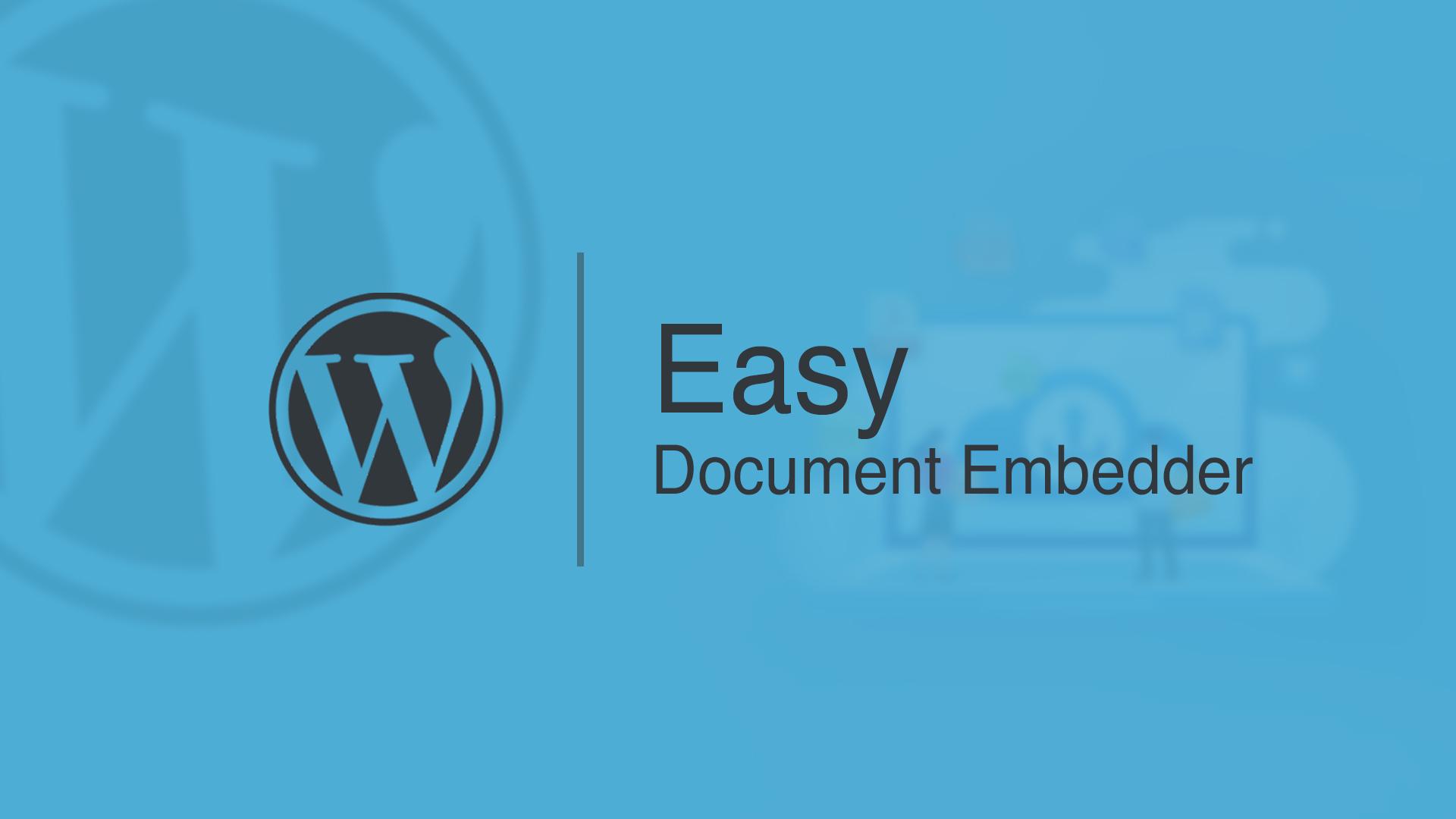 easy-document-embedder