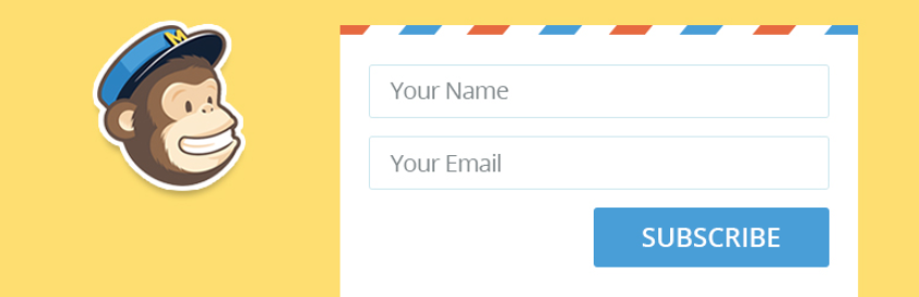 Another MailChimp Widget