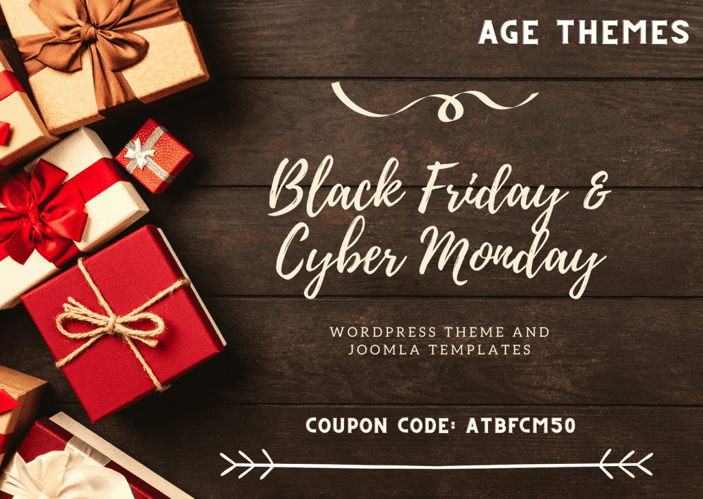 Black friday and cyber monday AT