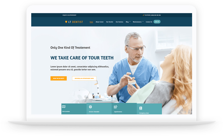LT-Dentist-wordpress-theme