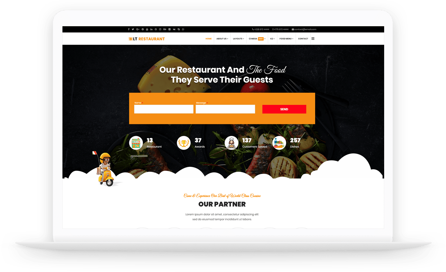 LT-Restaurant-wordpress-theme