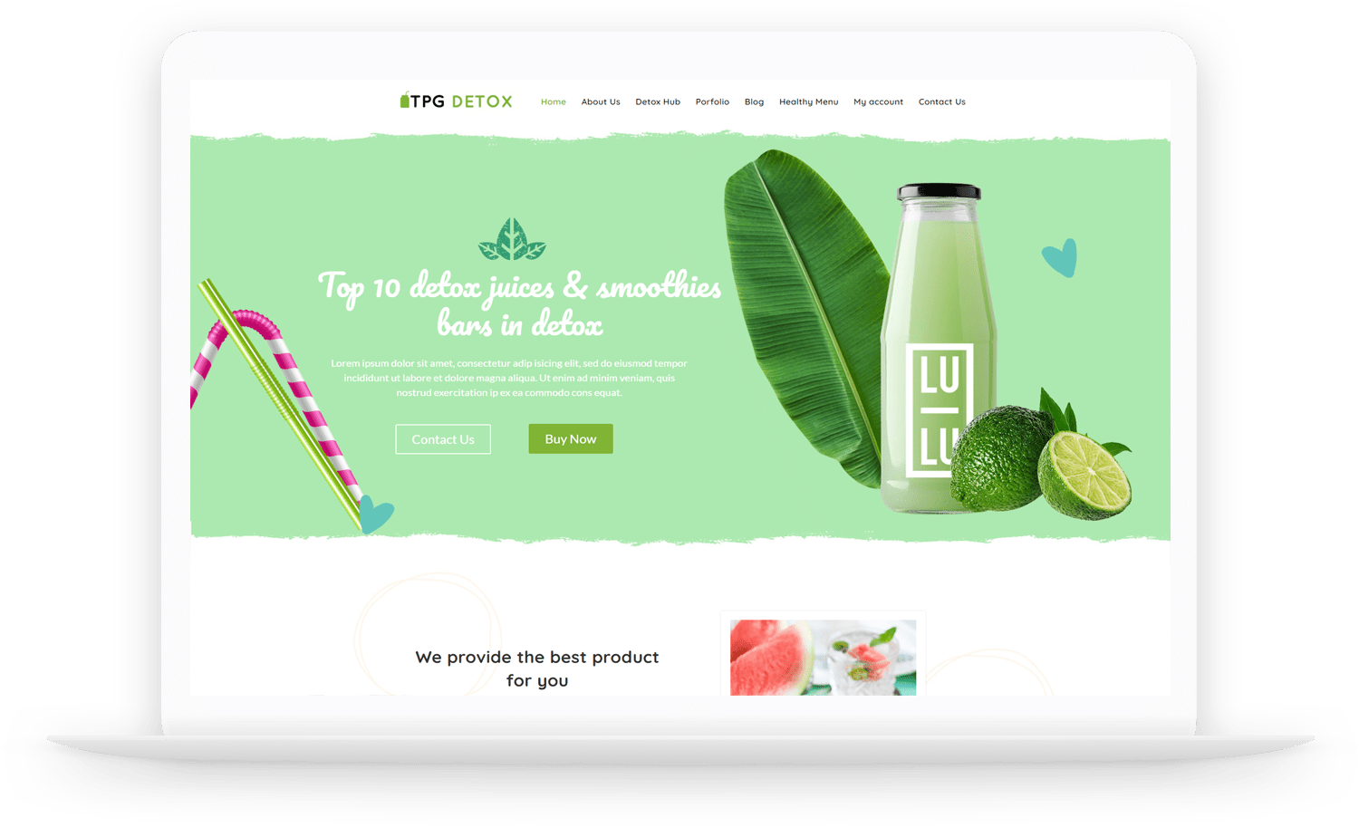 TPG-Detox-wordpress-theme