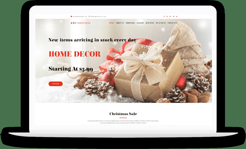 WS-Christmas-wordpress-theme