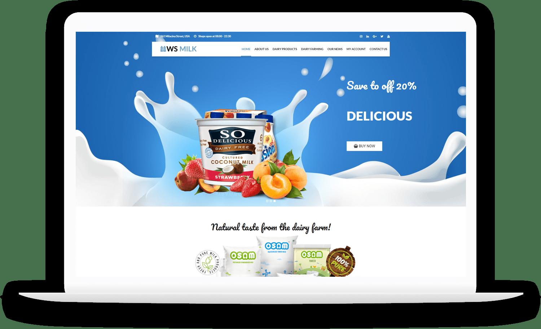 WS-Milk-wordpress-theme
