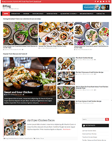 BMag – Free Responsive Blog WordPress theme