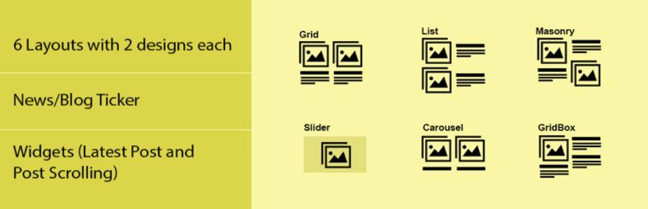 News & Blog Designer Pack