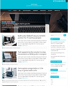 Ribosome – Free Responsive Blog WordPress theme