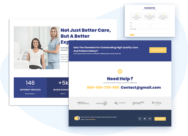 gt-clinic-free-wordprress-theme-contact