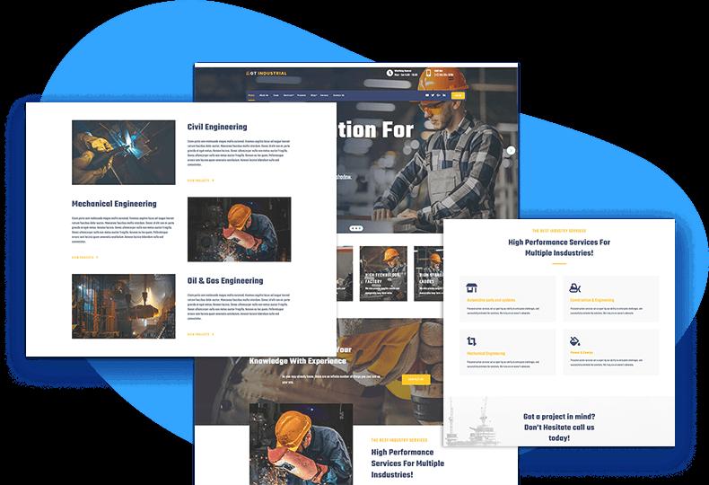 gt-industrial-free-wordprress-theme-elementor