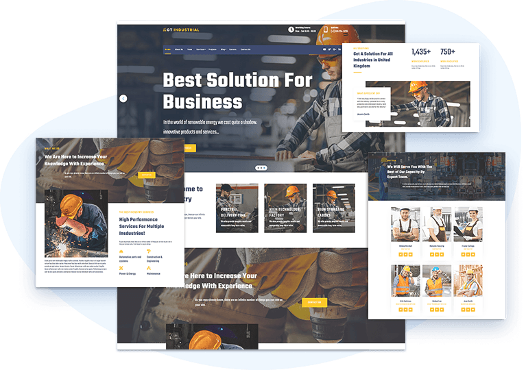 gt-industrial-free-wordprress-theme-contact