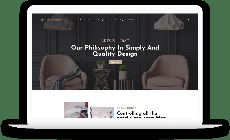 gt-interior-design-elementor-wordpress-theme
