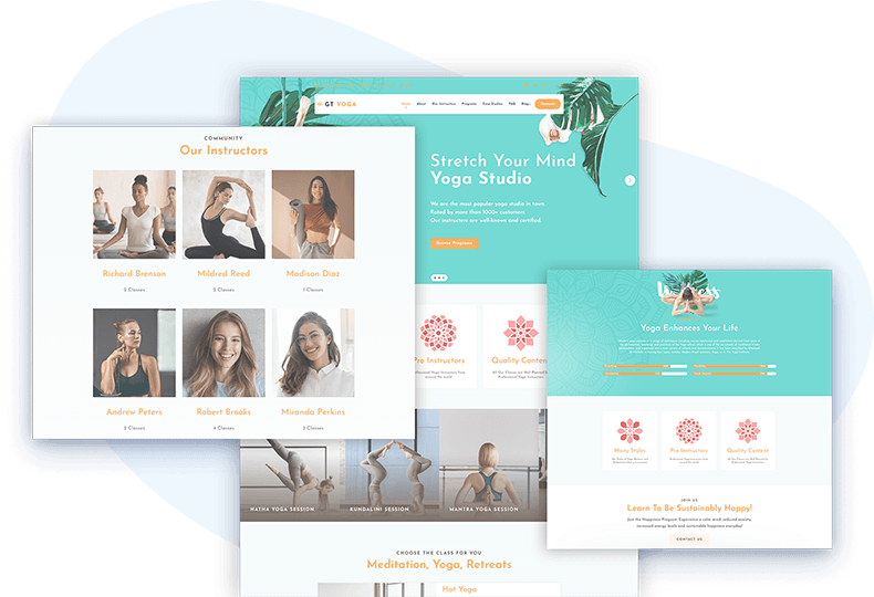 gt-yoga-free-wordprress-theme-elementor