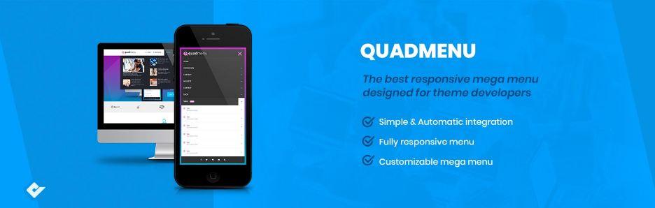 QuadMenu