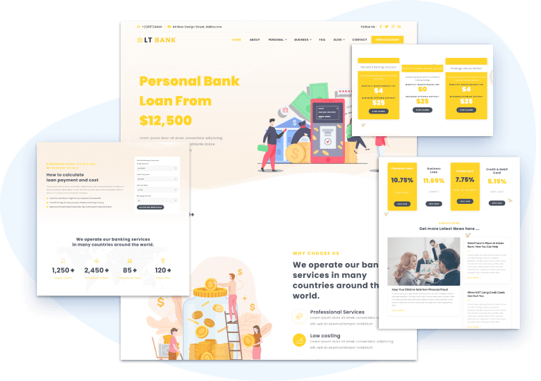 lt-bank-wordpress-theme-elementor