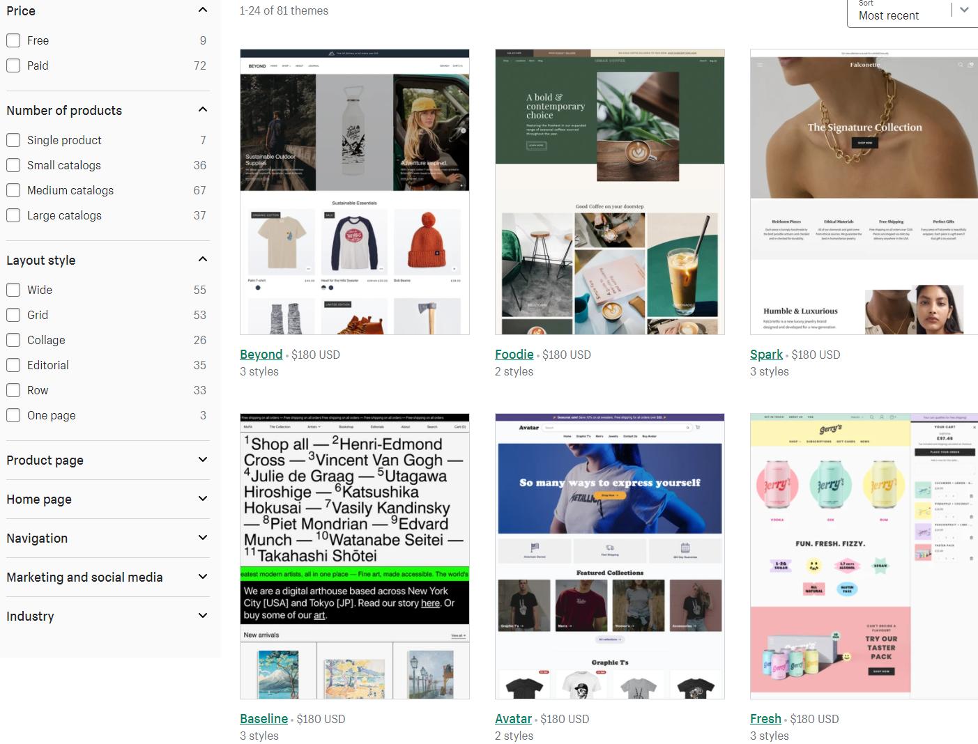 woocommerce vs shopify feature comparison 1