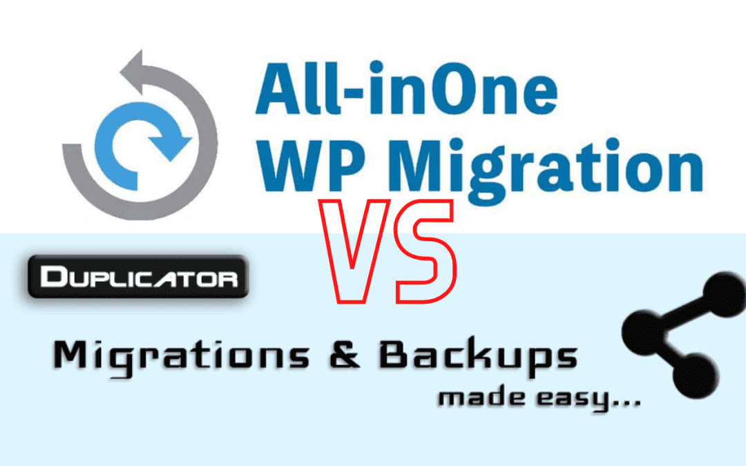 All-in-one WP Migration Vs Duplicator : Which is the most effective plugin to backup your website?
