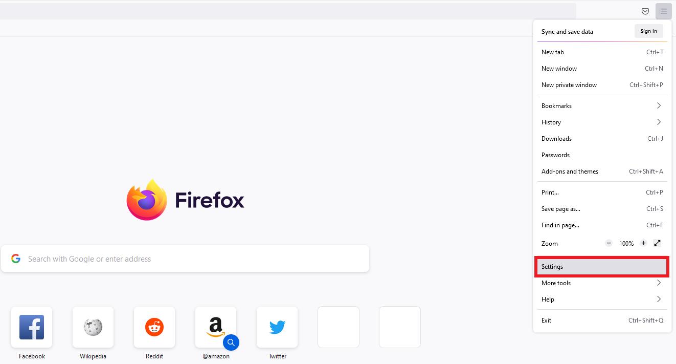 clear cache firefox 1