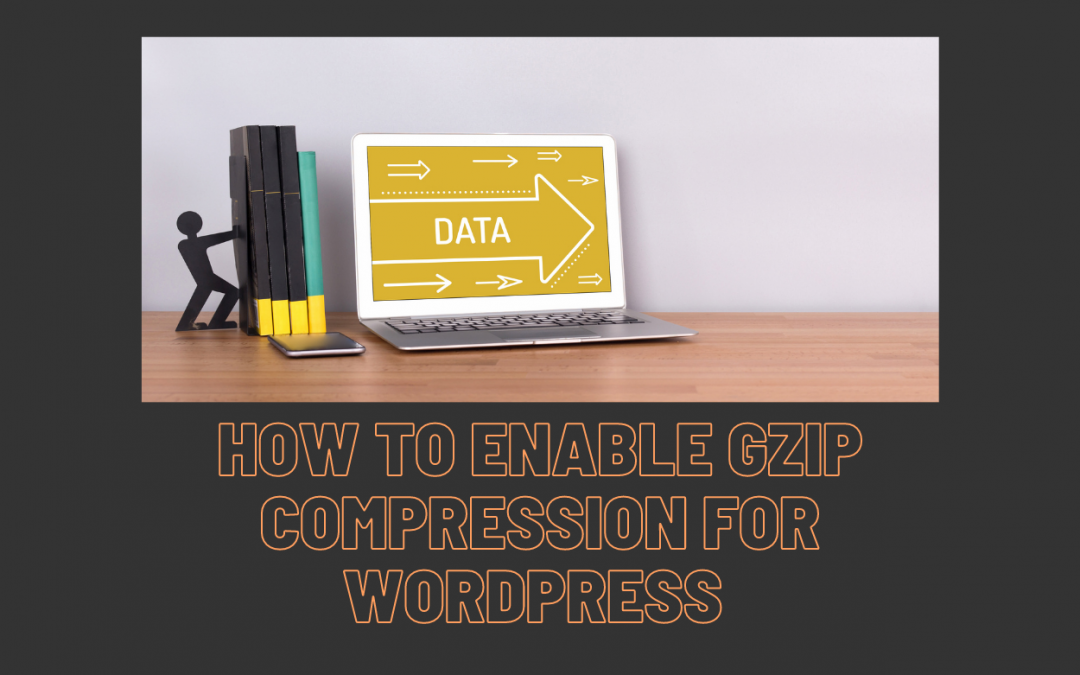 How to enable GZIP compression for WordPress site