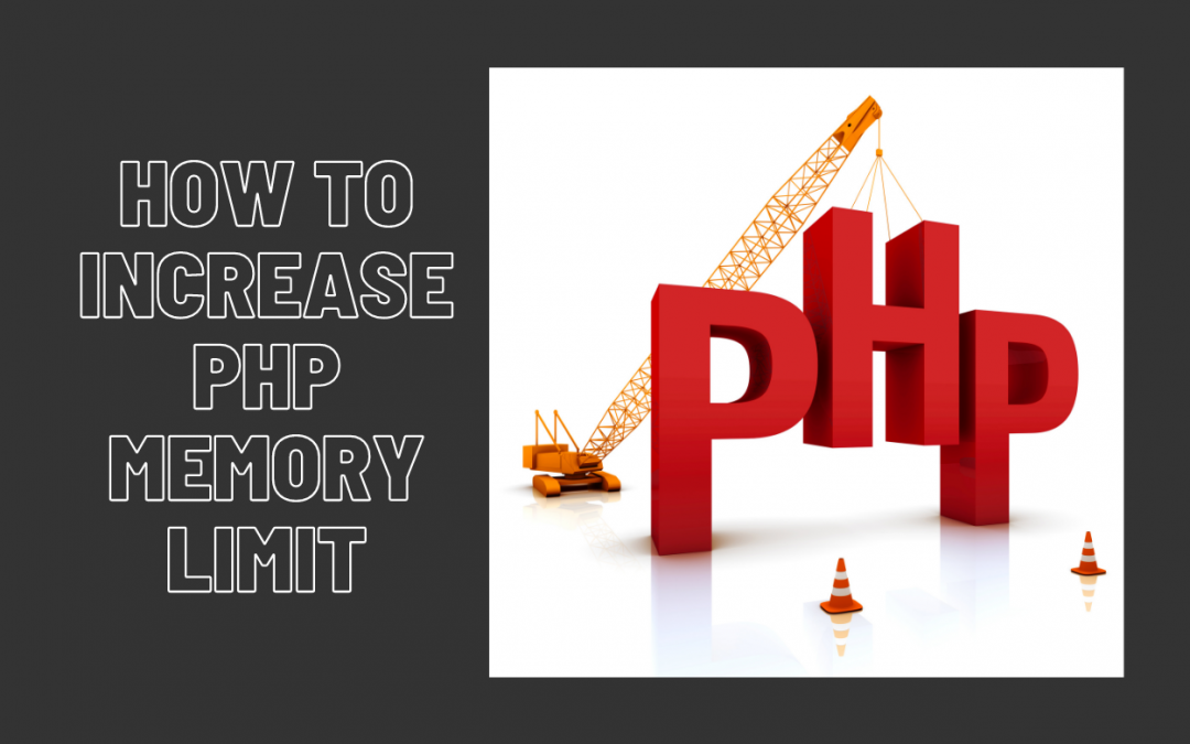 How to increase PHP memory limit in WordPress